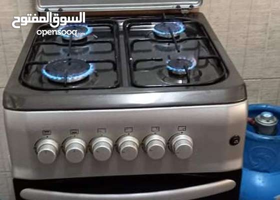 Stove Daewoo with cylinder still new  Very good condition  call whats app/054 517 9582