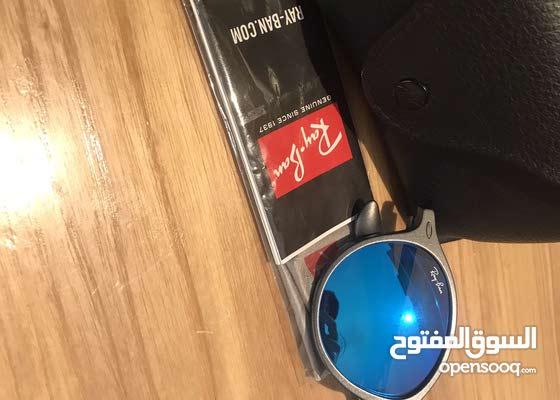 نظارات Ray-ban اصليه من المانيا استعمال بسيط ولا شخطه