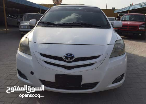 toyota yaris 2008 for sale very clean car