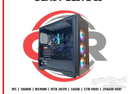 R5  B450M  RTX 2070  16GB