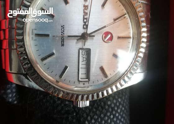 ساعة رادو قديمة اورجينال
