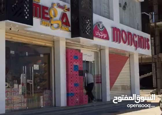 محل للايجار بالدور الاول بموول اليوساب اما جامعة السويس بالسلام 2 بجانب بنك مصر
