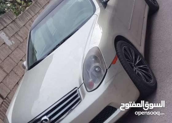 انفنيتي  G35 لون شمباني موديل 2005 للبيع موجوده في بيروت حاره حريك