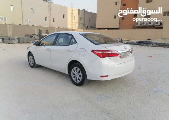 Toyota Corolla xli 1.8 model 2014