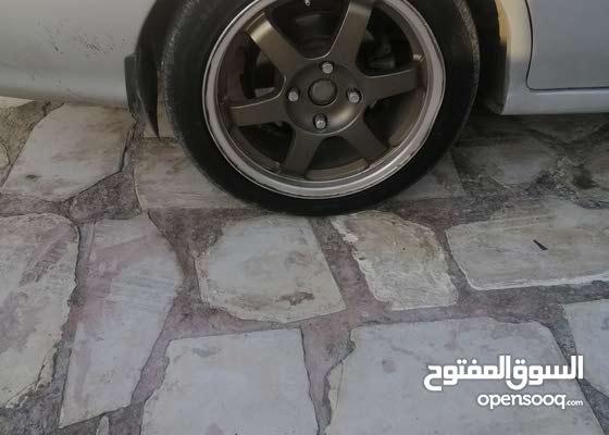 جنط 16 الي بصوره مع كوشوك نضيف بحاجه لصيانه بسيط مطلوب في 180  0790689490 اجمد