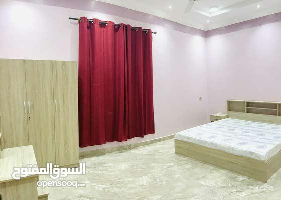 غرف مؤثثة للعوائل في الموالح11 خلف عمانتل سابقاً - أثاث جديد