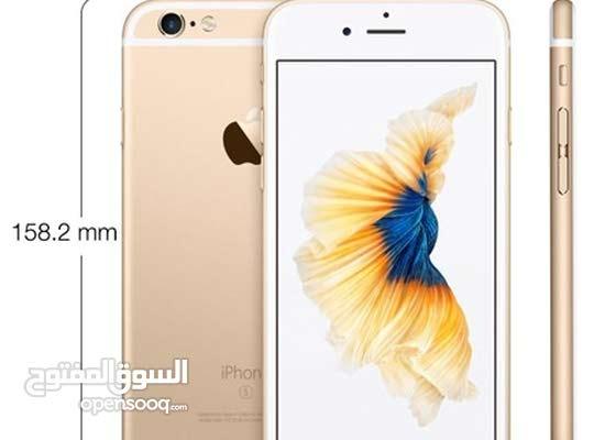 ايفون 6s بلس الذهبي