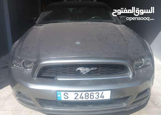 فورد موستانج 2013 للبيع جنوب لبنان (شقراء)
