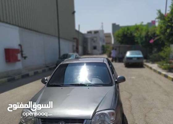 Used Hyundai Verna for sale in Cairo