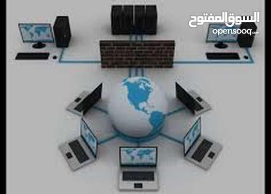 حاصل على دبلوم حاسب الي تخصص شبكات