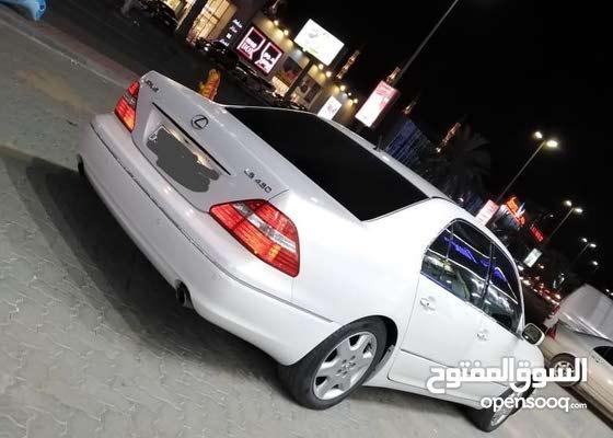 Lexus LS 430 2004 For sale - White color