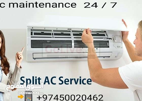 A/c servicing fixing repairing selling and buying spirit window all type ac