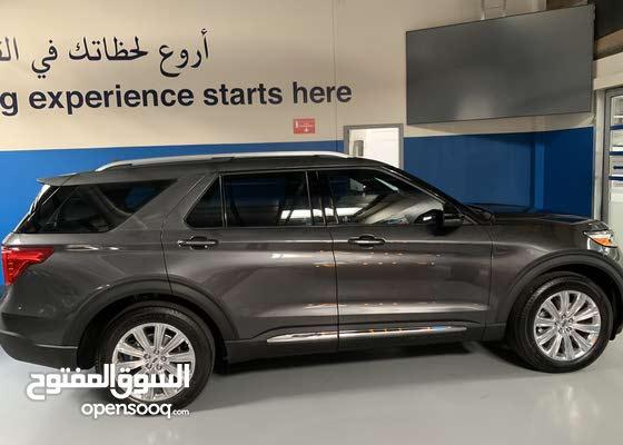 2020 Ford Explorer New Shape
