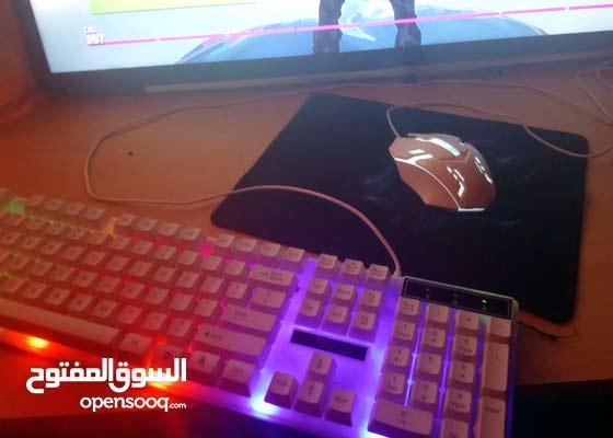 gaming mouse&keyboard