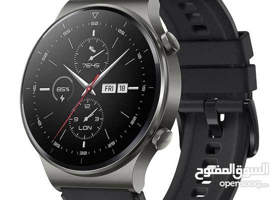 ساعة هواويGt2pro افضل ساعة تعمل ع الايفون