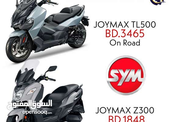 NEW 2021 SYM SCOOTER FOR SALE  (300cc & 500cc)