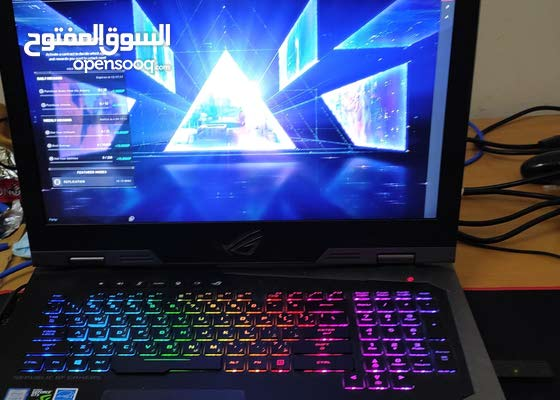 asus i9 8th with desktop 1080