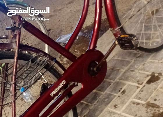دراجة عباس البصره