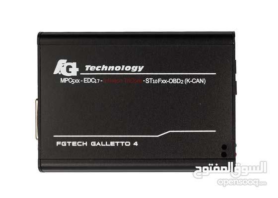 جهاز كشف وبرمجة اعطال بكس السيارات V54 FGTech Galletto
