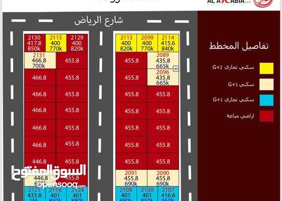 اراضي سكنية في عجمان منطقة الروضه1 خلف شرطة الحميدية من المالك مباشرة وبدون رسوم تسجيل
