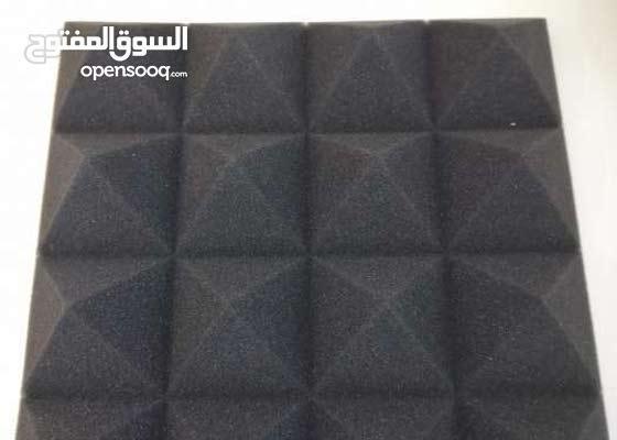 11 pcs Soundproofing Foam Sound Absorption Pyramid Studio