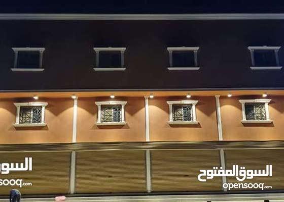 عماره سكني تجاري للايجار