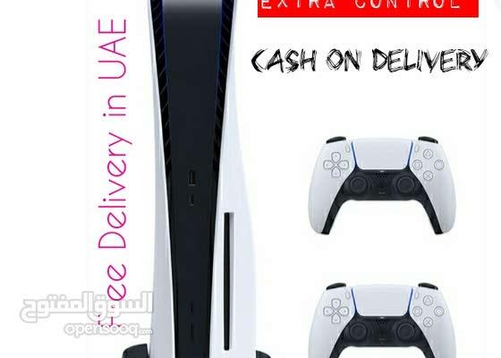Playstation 5 CD Version+Extra Control