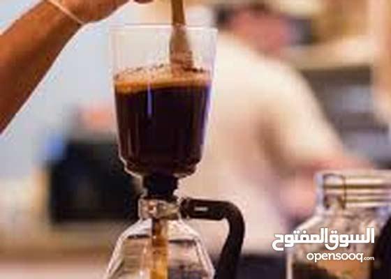 مطلوب شريك ممول لمشروع قهوه مختصه في الاردن او السعوديه