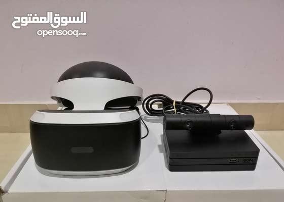 للبيع Play Station  VRالجهاز بحالة جيدة
