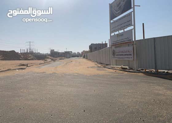 تملك أرض سكنية متكاملة للبيع حيث الخدمات بافضل المواقع-على شارع الشيخ محمد بن زايد