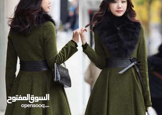 معطف نساء