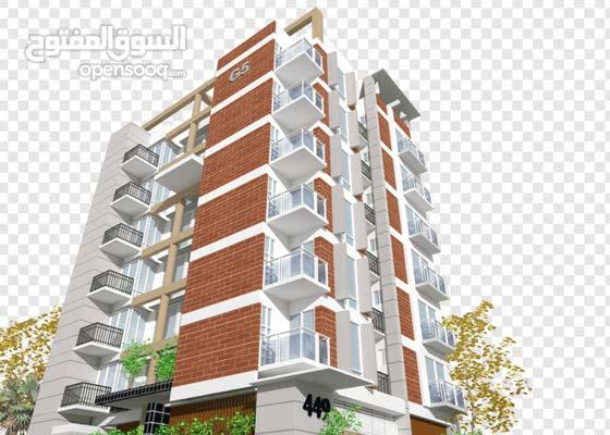 بنايه جديده للبيع بالمهندسين الوارد الشهري 4 ملايين