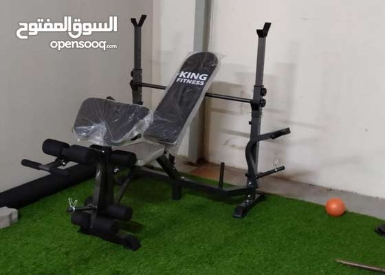 WEIGHT BENCHES - DIFFERENT TYPES