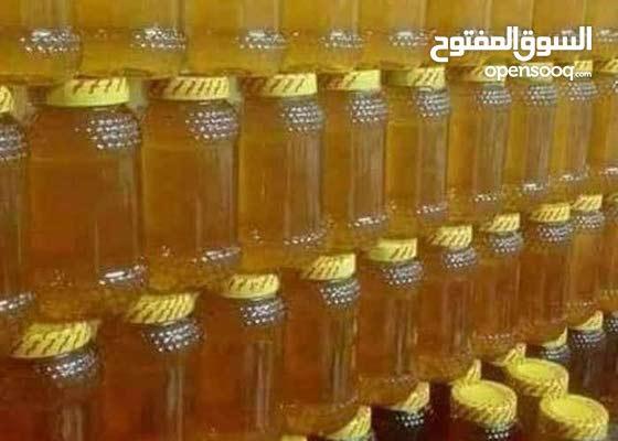 عسل نحل طبيعي إنتاج مناحل الدكتور