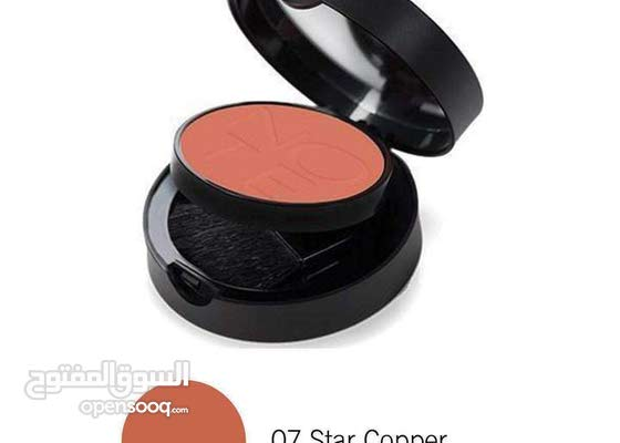 ( NOTE LUMINOUS SILK COMPACT BLUSHER ( Star Copper 7