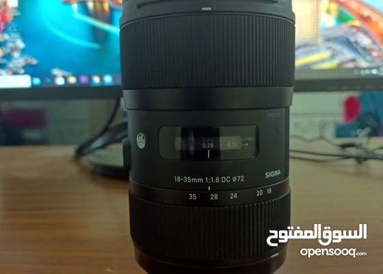 Sigma 18-35 1.8 for sale