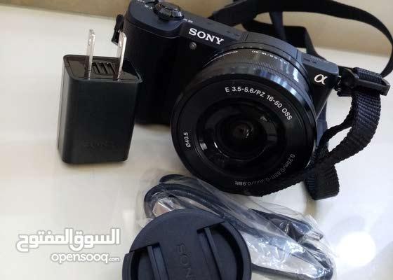 كاميرا سونيA5000
