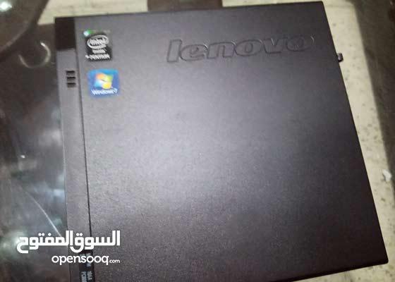 pc Lenovo 4GB ram