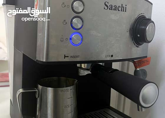 مكينة قهوة من شركة saachi