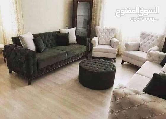 اطقم جلوس وجلسات عربية قمممممة الجمال والأناقة والموضة    مستعدون لتنفيذ جمي