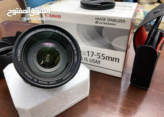 Canon Lens 17-55mm f/2.8
