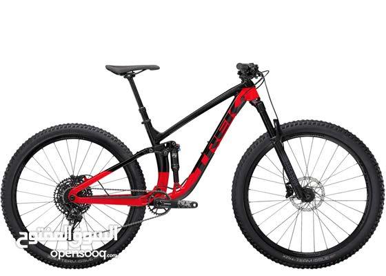دراجة هوائية نظيفة مع ضمان يومين