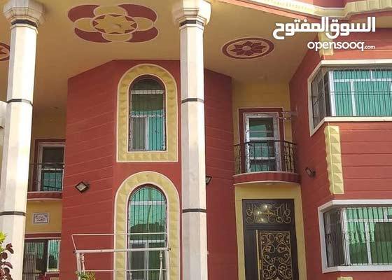 بيت للبيع ، بيت كبير للبيع الرمادي حي العادل شارع الاعلام