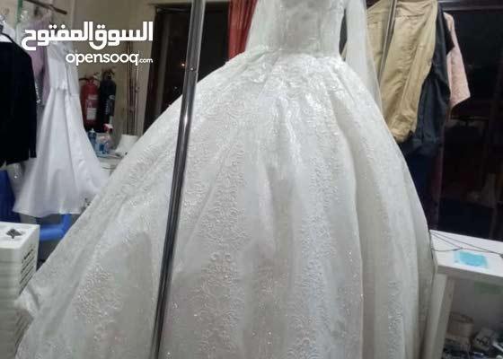 فستان زفاف تركي راقي للبيع