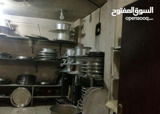 مطاعم ومطابخ للتقبيل أو الإيجار