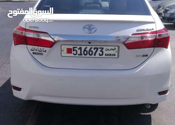 Toyota Corolla 2.0 2015 XLI