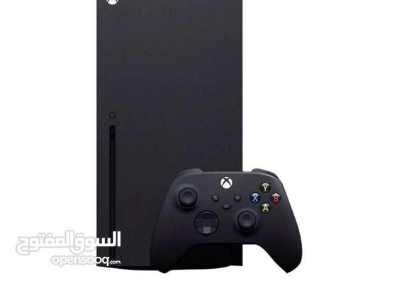 Xbox x serus