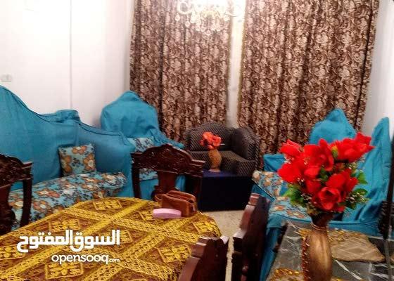 شقة مفروشة للايجار 70 متر التجمع الاول القاهرة الجديدة للعائلات
