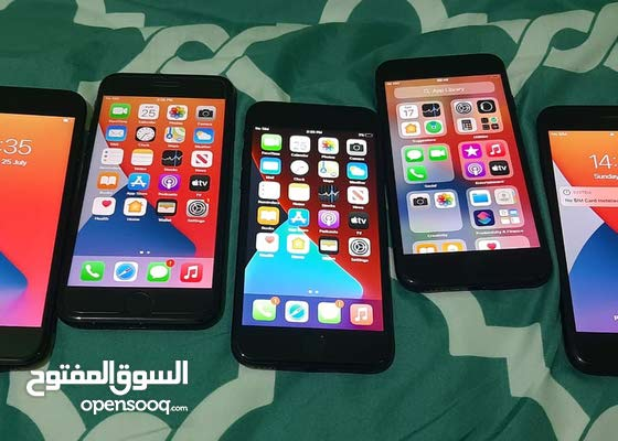 APPLE IPHONE 7 32 GB IN PERFECT CONDITION FOR SALE