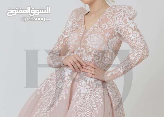 فستان زفاف للبيع لا استقبل مكالمات واتس اب فقط